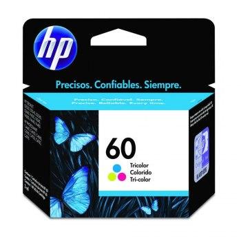Cartucho de tinta HP 60 - Colorido