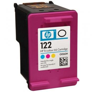 Cartucho de Tinta HP 122 - Colorido