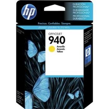 Cartucho de tinta HP 940 - Amarelo