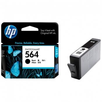 Cartucho de tinta HP 564 - Preto