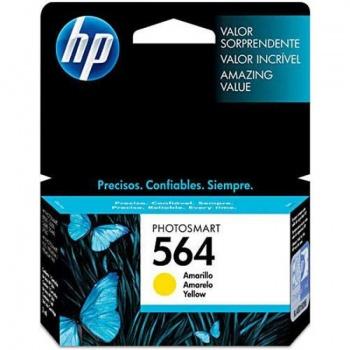 Cartucho de tinta HP 564 - Amarelo