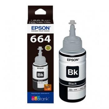 Cartucho de tinta Epson 664 - Preto