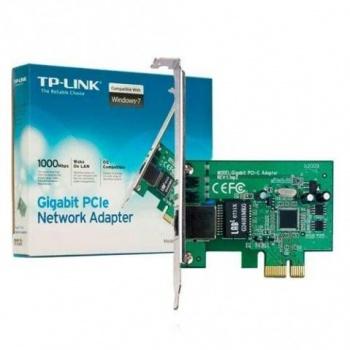 Placa de Rede Gigabit PCI Express 1000Mbps TP-Link - TG-3468