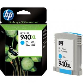 Cartucho de Tinta HP 940XL - Ciano