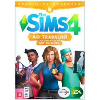Jogo The Sims 4 Ao Trabalho