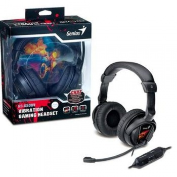 Headset Vibration Gaming HS-G500v - Genius
