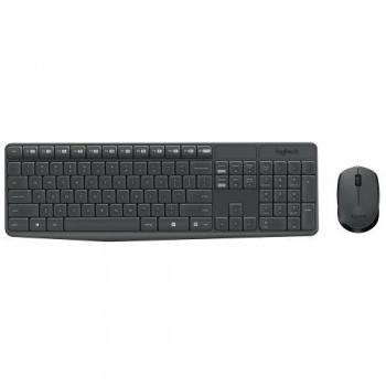 Combo Teclado e Mouse Logitech MK235