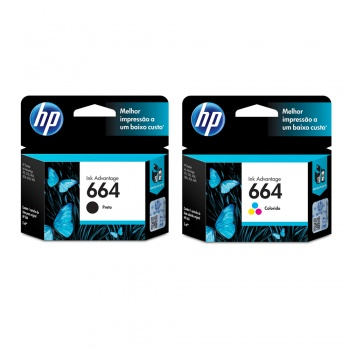 Impressora Multifuncional 2136 - HP