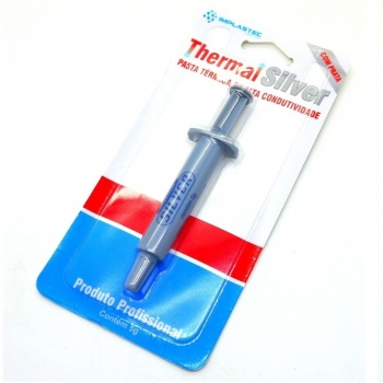 Pasta Termica - Thermal Silver