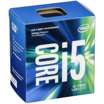 Processador CORE i5-7400 - INTEL