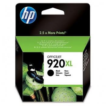 Cartucho de Tinta HP 920XL - Preto