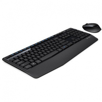 Kit Teclado e Mouse MK345 - LOGITECH