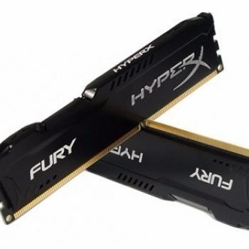 Memoria RAM 4GB DDR4 HyperX - KINGSTON