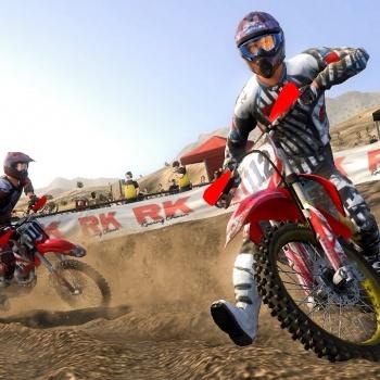 Jogo MX VS ATV: SUPERCROSS - Ps3