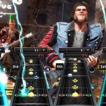 Jogo Guitar Hero: Warriors of rock - Ps3