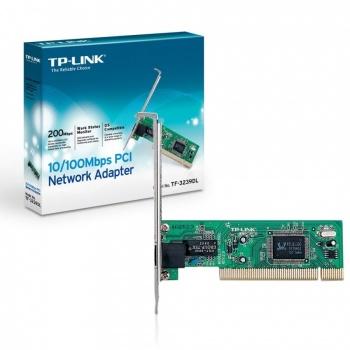 Placa de rede PCI 10/100 Mbps TF-3239DL - TP-LINK