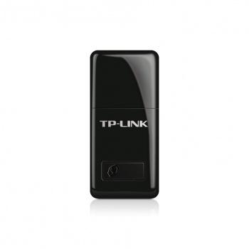 Mini Adaptador USB Wireless N300Mbps TL-WN823N