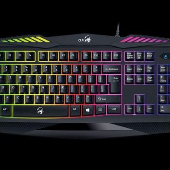 Teclado Gaming Keyboard Scorpion K220 - GENIUS