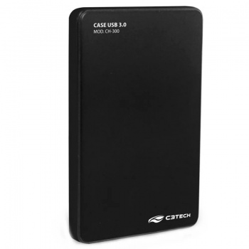 Case para HD CH-300 - C3TECH