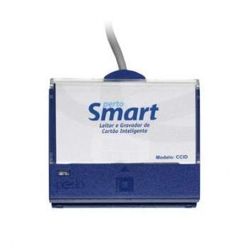 Leitor de Certificado Digital - SMART CARD