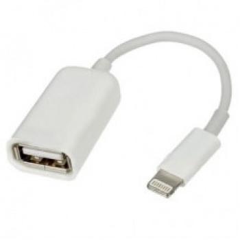 Cabo USB OTG para Iphone