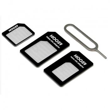 Adaptador Micro SIM e Nano SIM