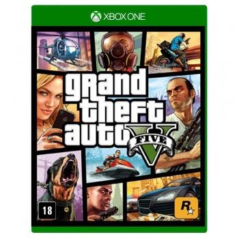 Promoção Jogo GTA V - Xbox One