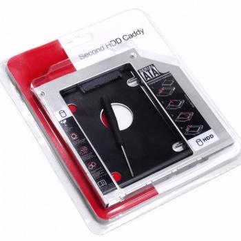 Adaptador DVD P/ HD ou SSD - CADDY