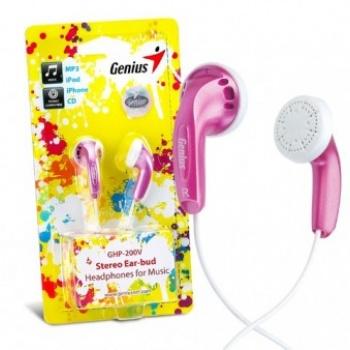 Fone de ouvido GHP-200V - GENIUS