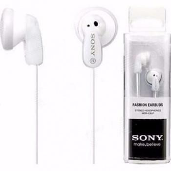 Fone de ouvido MDR-E9LP - SONY BRANCO