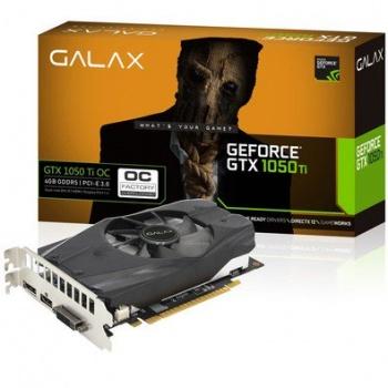 Geforce gtx 1050 ti OC 4gb