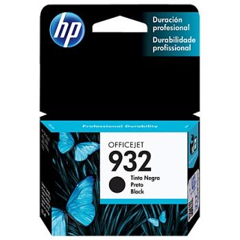Cartucho de tinta HP 932 - Preto