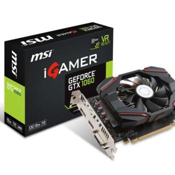 Placa de Video Geforce GTX1060 - PCYES