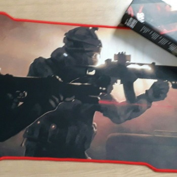 Mouse Pad Gaming FX-X8035 - K-MEX