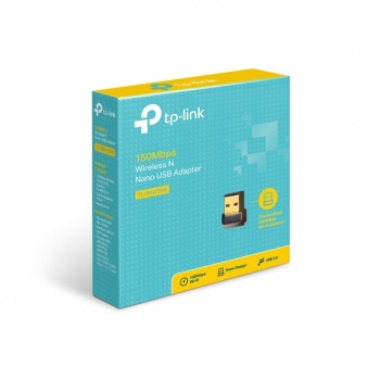 Adaptador Nano USB TL-WN725N - TP-LINK