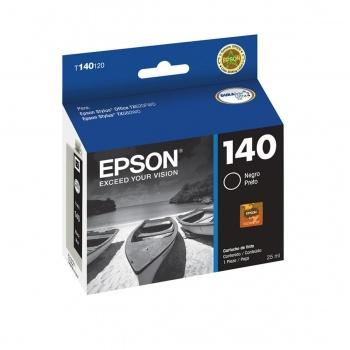 Cartucho de tinta Epson 140 - Preto