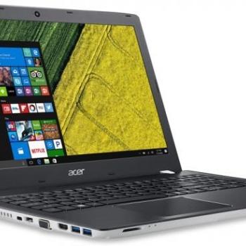 Notebook E5-553G-T4TJ - ACER