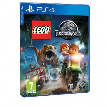 Jogo Jurassic World LEGO - Ps4