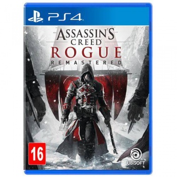Jogo Assassin's Creed Rogue Remasterizado - Ps4