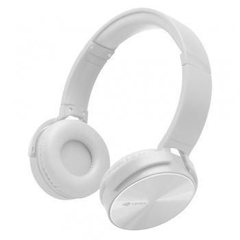 Fone de Ouvido c/ microfone PH-110WH Branco C3TECH