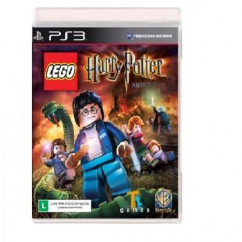 Jogo Harry Potter Lego Anos 5-7