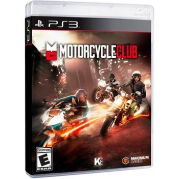 Jogo Motorcycle Club - PS3
