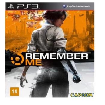 Jogo Remember Me - Ps3