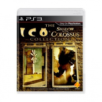 Jogo Ico e Shadow Of Colossus Collection - Ps3