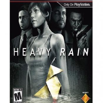 Jogo Heavy Rain Director's Cut