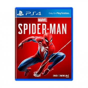 Jogo Spider Man - Ps4