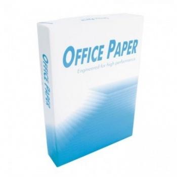 PAPEL A4 PACOTE COM 500 FOLHAS - OFFICE PAPER