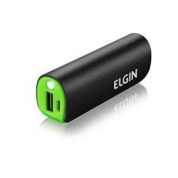 Carregador Portátil USB 2600 mAh - ELGIN