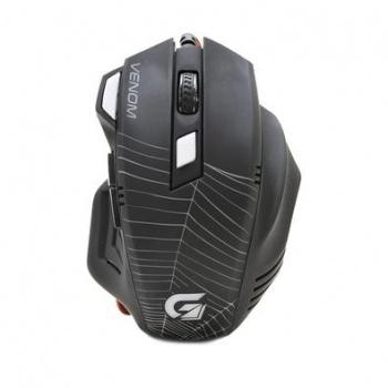 Mouse Gamer USB Spider Venom OM704 - Fortrek