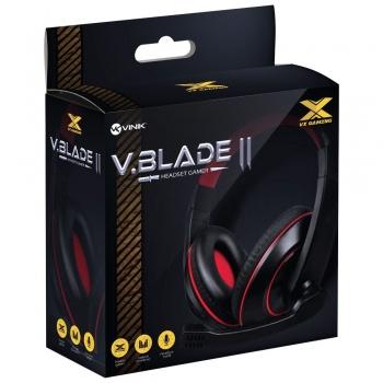 Headset Gamer c/ mic. V.Blade - VINIK
